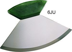 Jade Ulu Knife