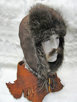 Beaver Hat (Partial Fur)  6 Price  249.99. S H  20.00. Click here for  larger image d27df6a3805
